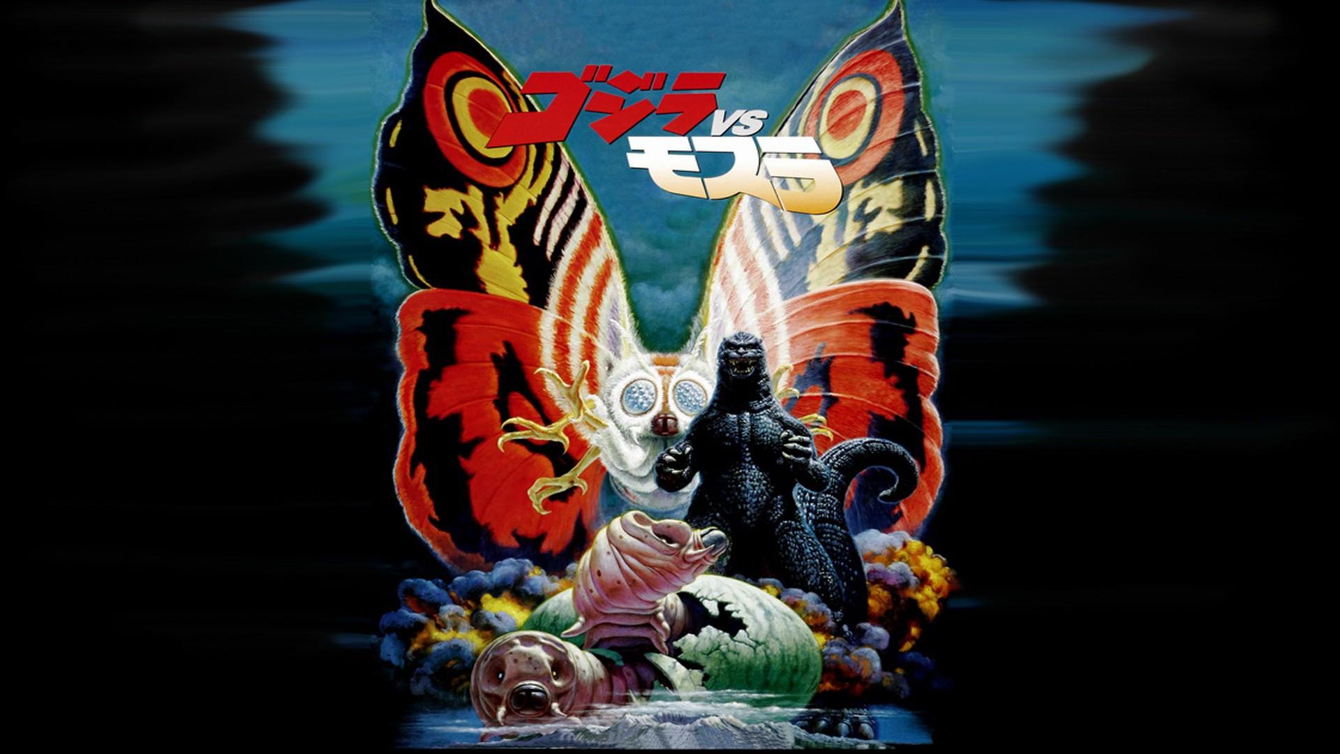 Godzilla Vs Mothra 14