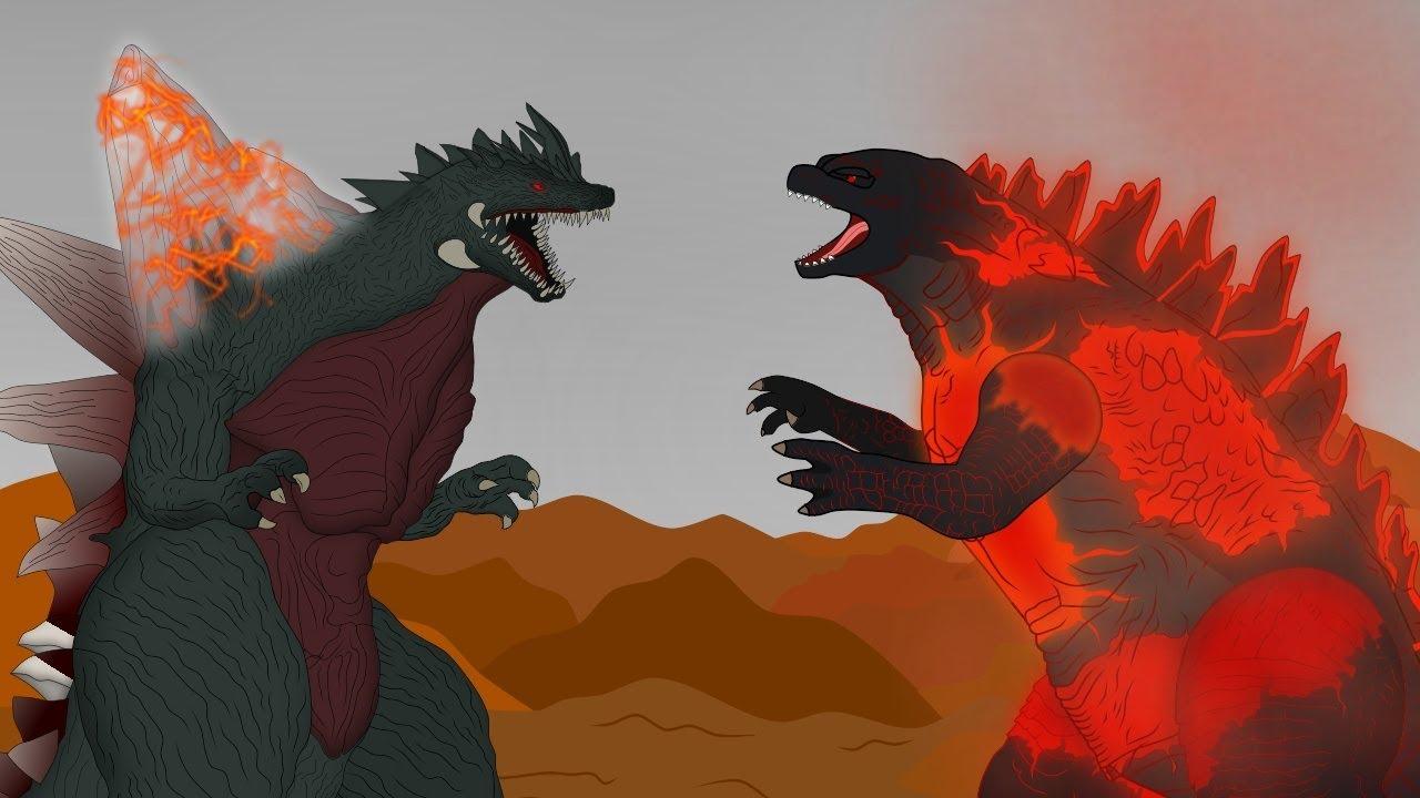 Godzilla Vs Space Godzilla 14