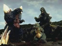 Godzilla Vs Space Godzilla 3