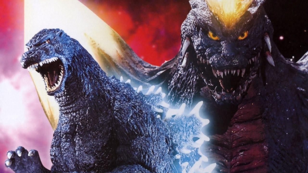 Godzilla Vs Space Godzilla 4