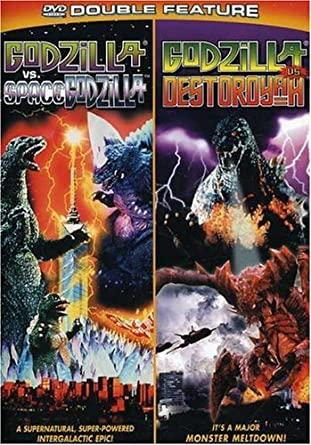 Godzilla Vs Space Godzilla 5
