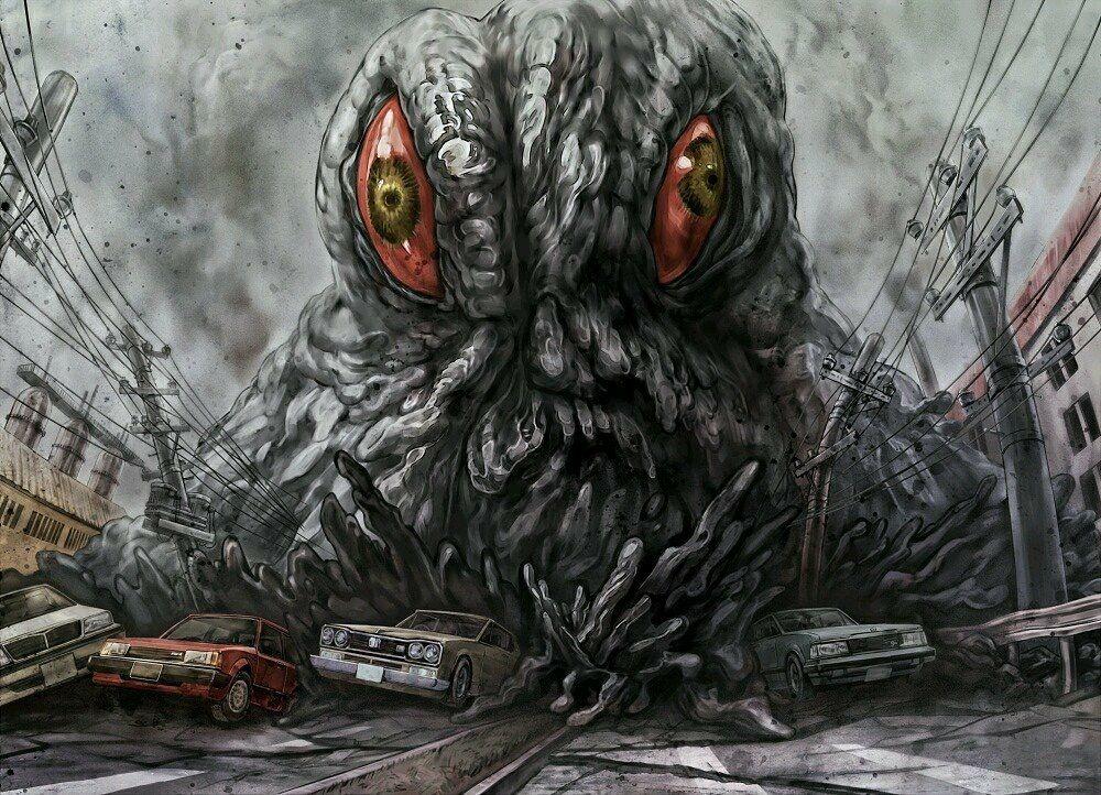 Godzilla Vs. Hedorah 3