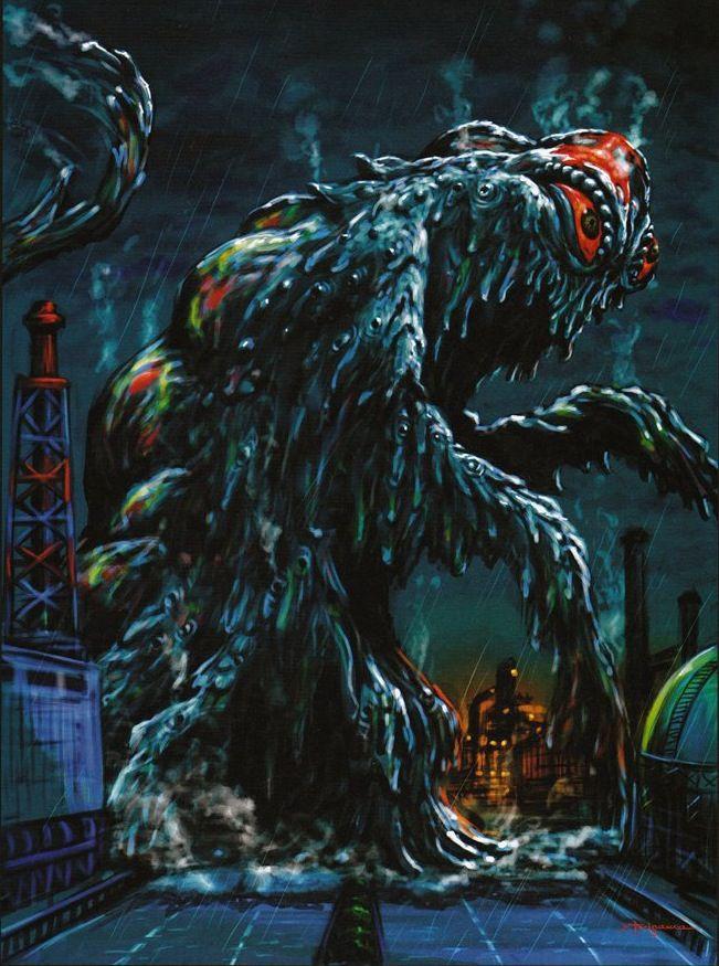 Godzilla Vs. Hedorah 8