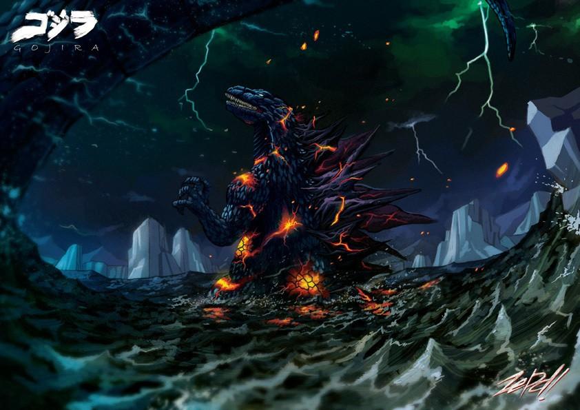 Godzilla Vs. Hedorah 9