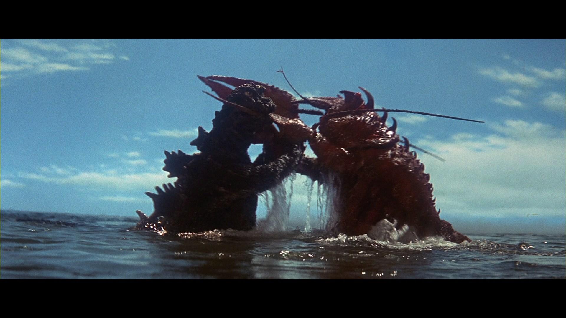 Godzilla Vs. The Sea Monster 11