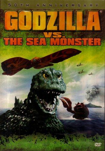 Godzilla Vs. The Sea Monster 3