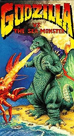 Godzilla Vs. The Sea Monster 4