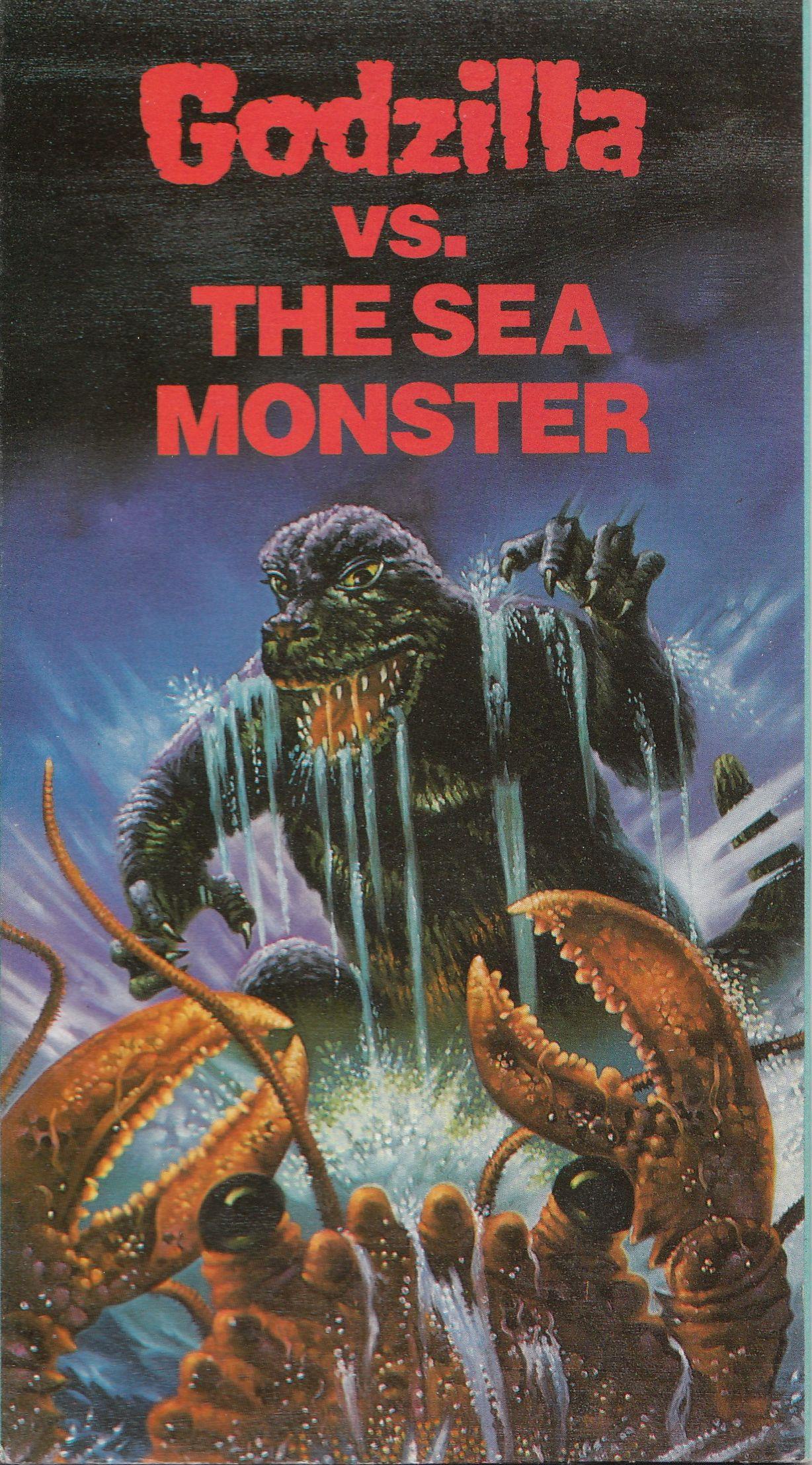 Godzilla Vs. The Sea Monster 6