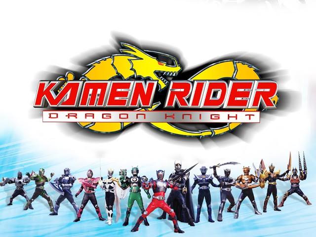 Kamen Rider Dragon Knight 10