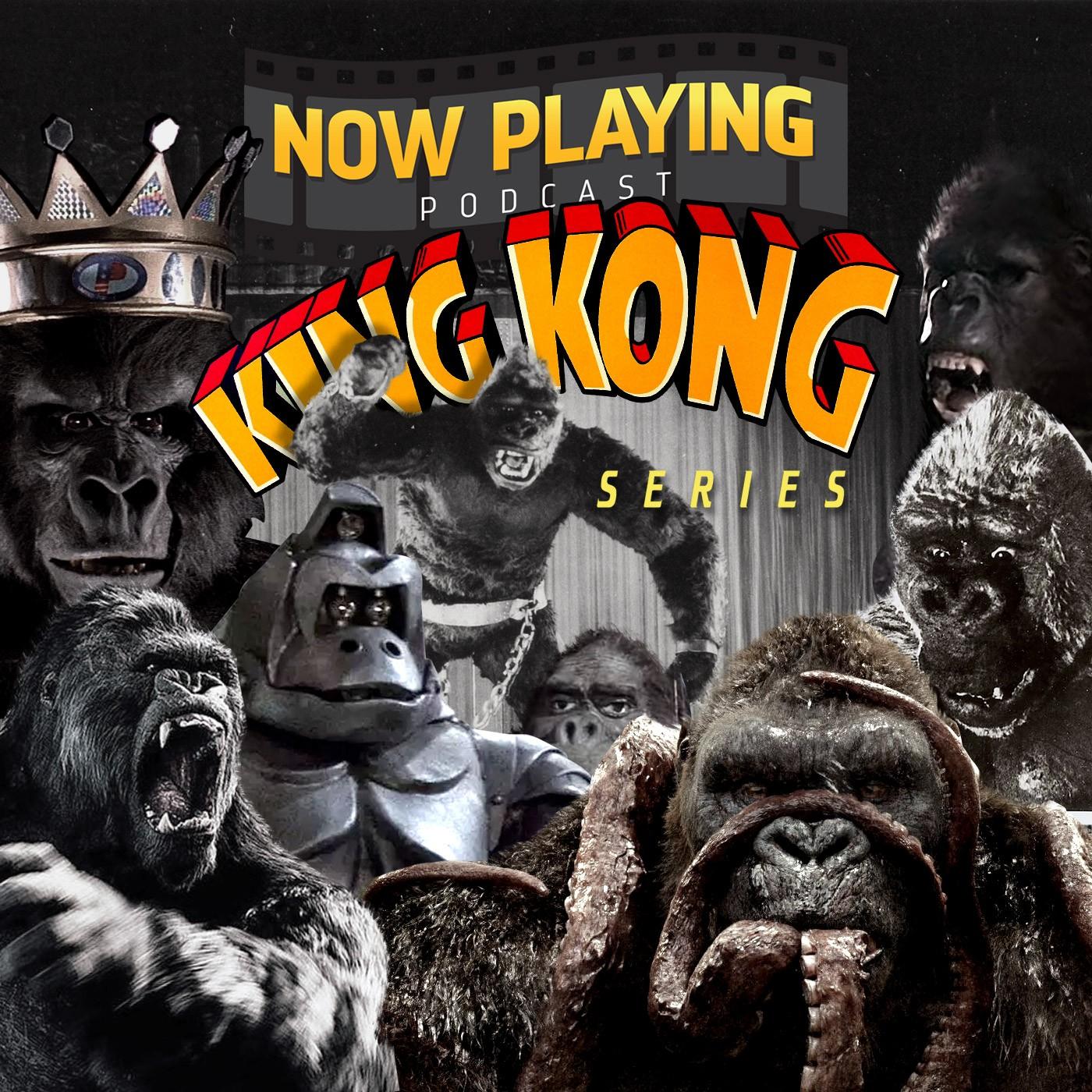 King Kong Escapes 10