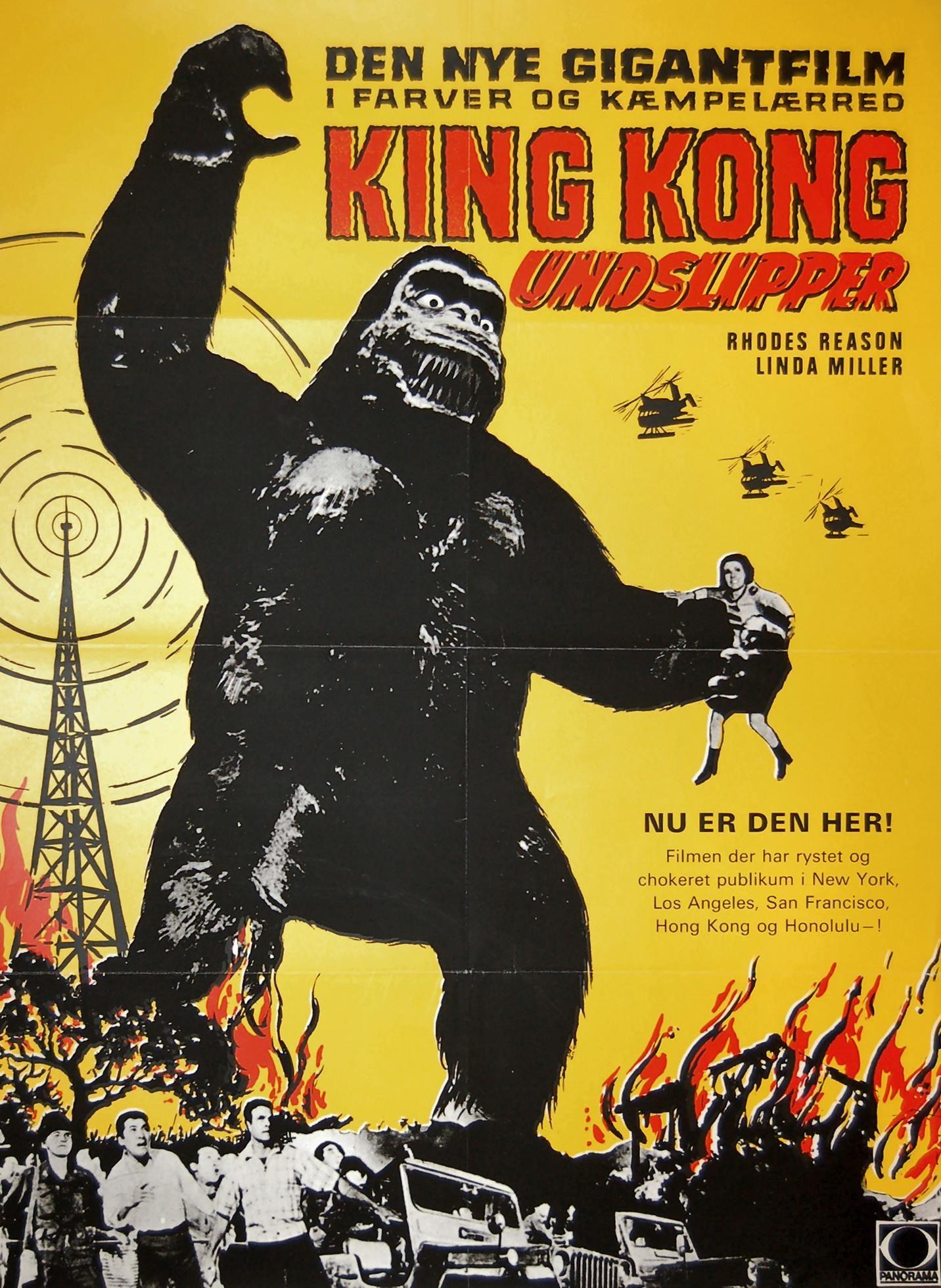 King Kong Escapes 7