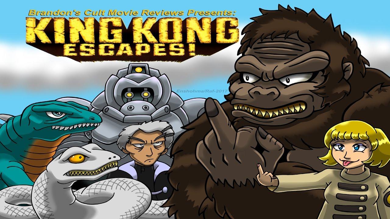 King Kong Escapes 9