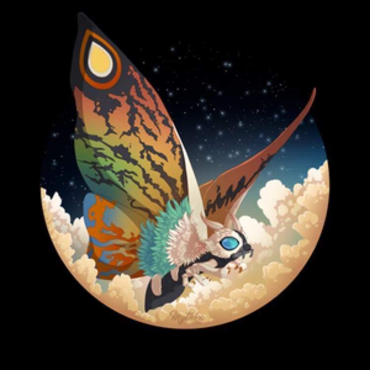Mothra 2 Undersea Battle 11