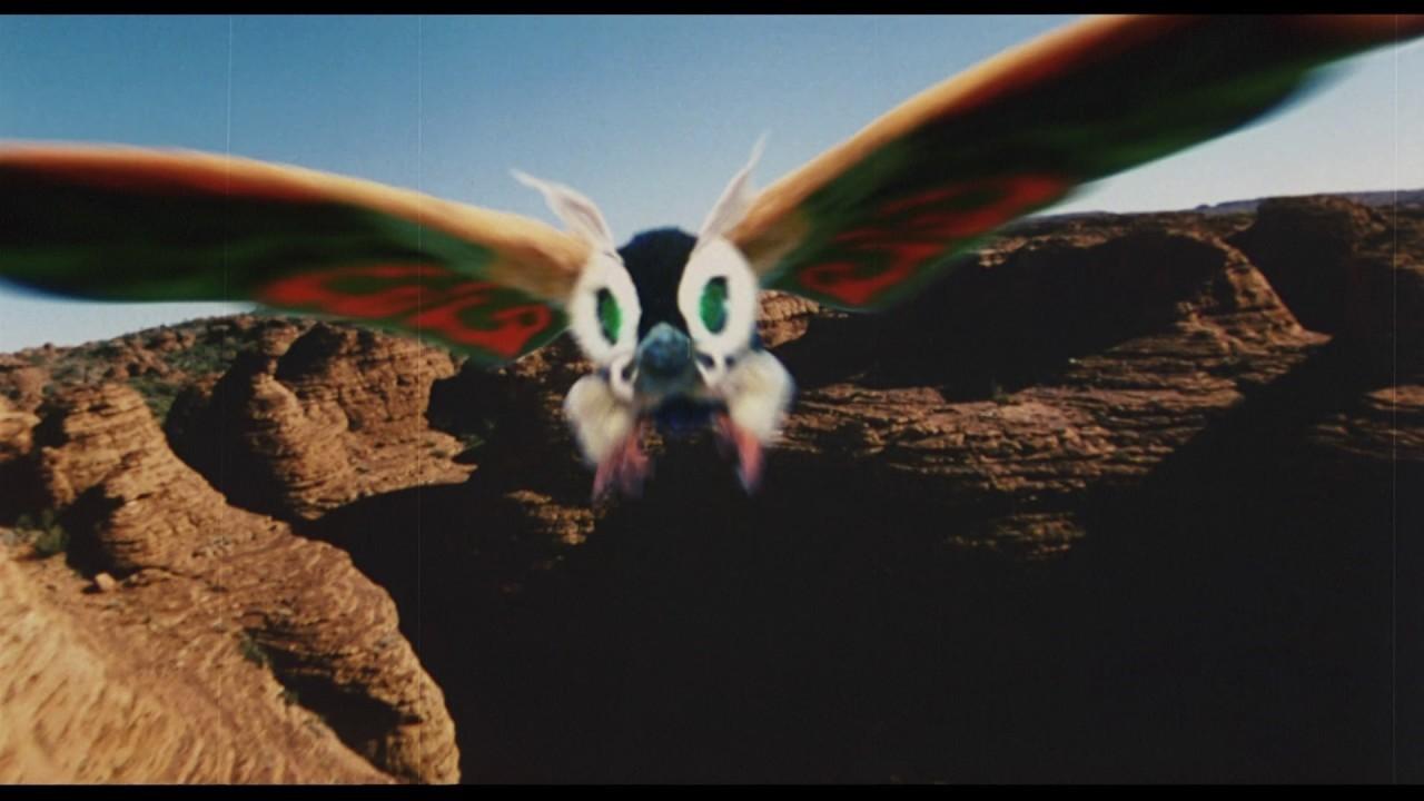 Mothra 2 Undersea Battle 3
