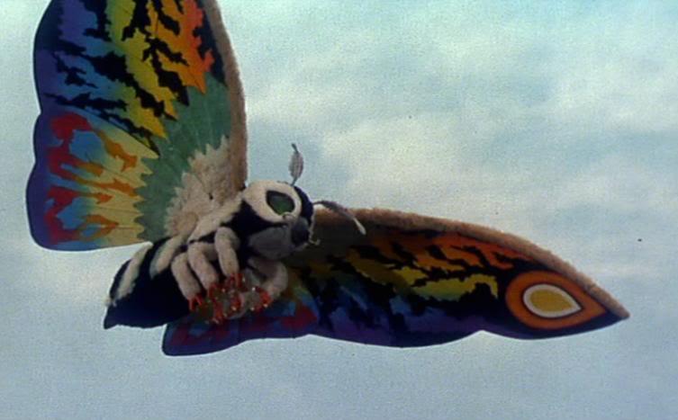 Mothra 2 Undersea Battle 4