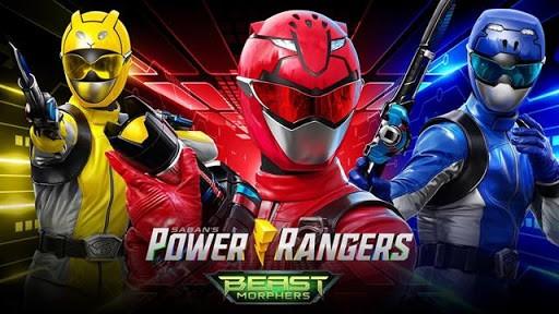 Power Rangers Beast Morphers 10