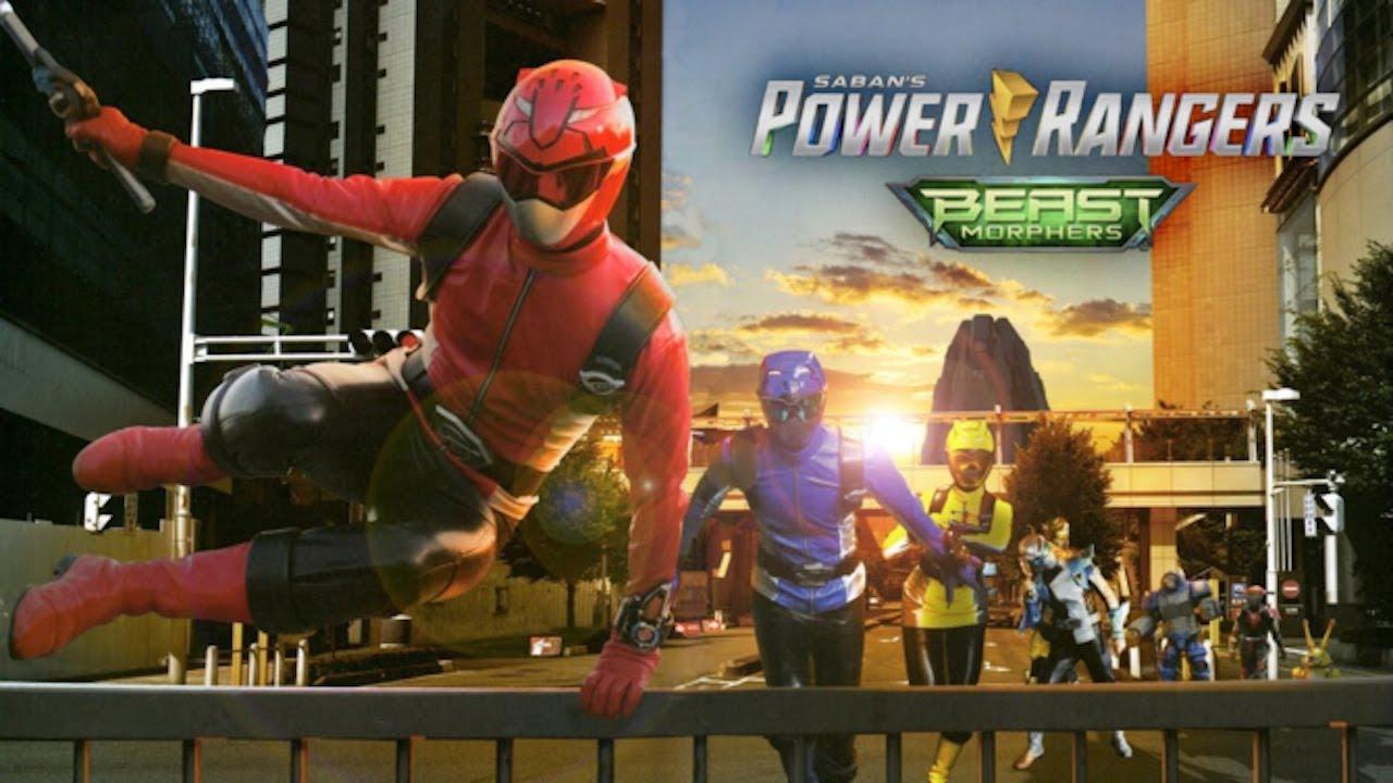 Power Rangers Beast Morphers 11