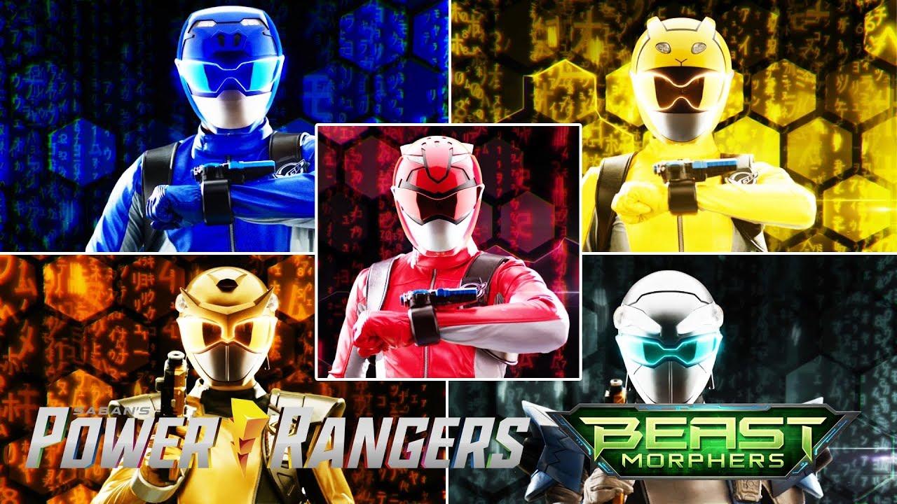 Power Rangers Beast Morphers 14