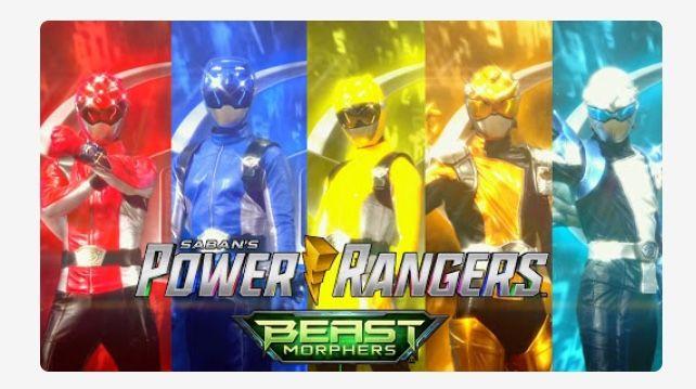 Power Rangers Beast Morphers 3