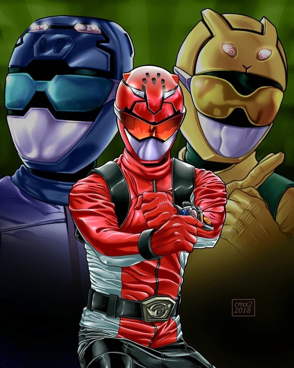Power Rangers Beast Morphers 8