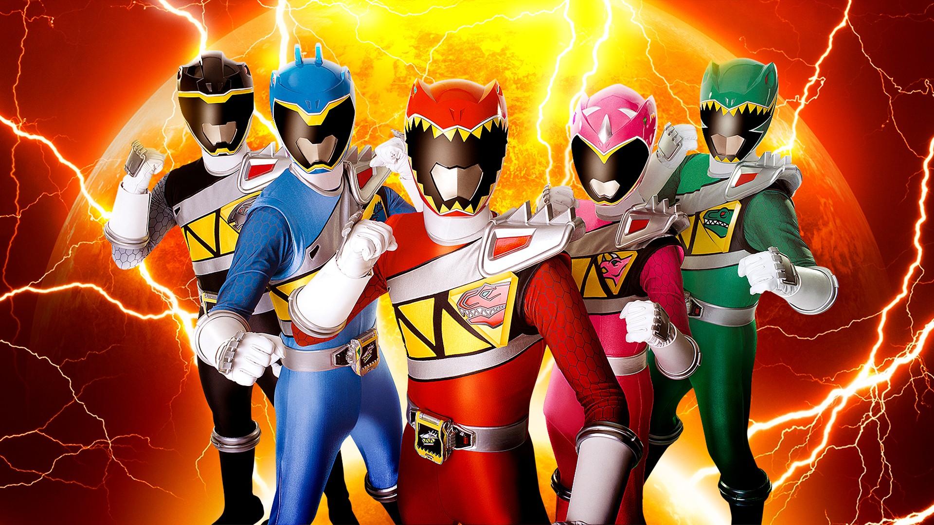 Power Rangers Dino Charge 10