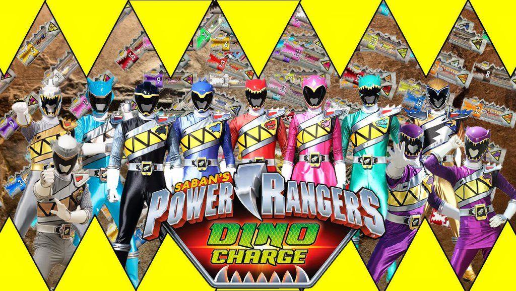 Power Rangers Dino Charge 13