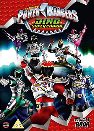 Power Rangers Dino Charge 18