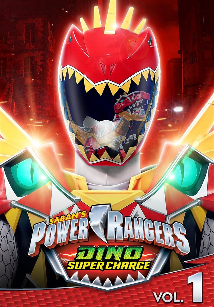 Power Rangers Dino Charge 19