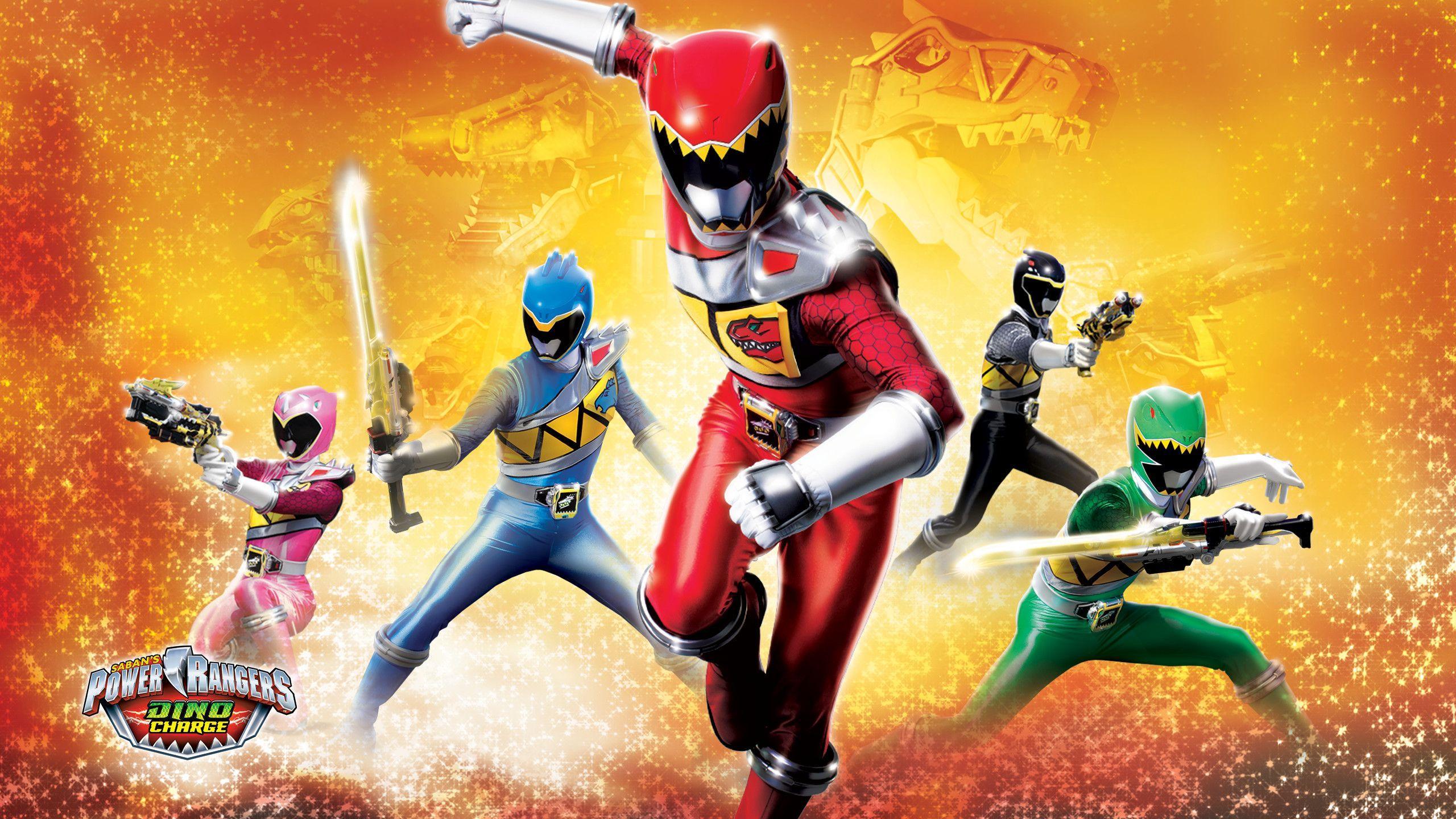 Power Rangers Dino Charge 2