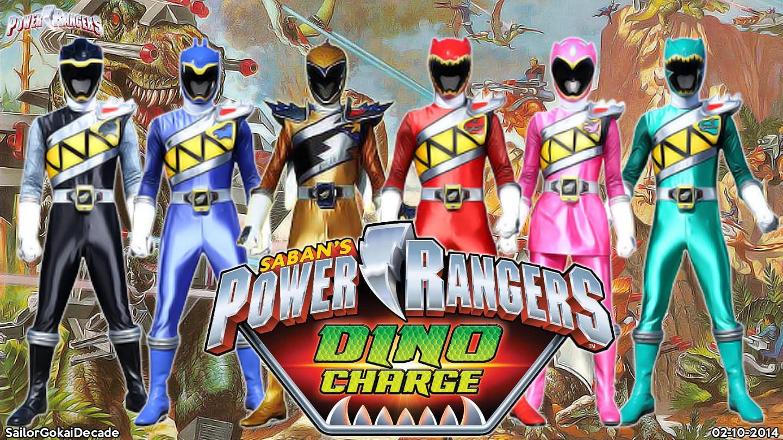 Power Rangers Dino Charge 4