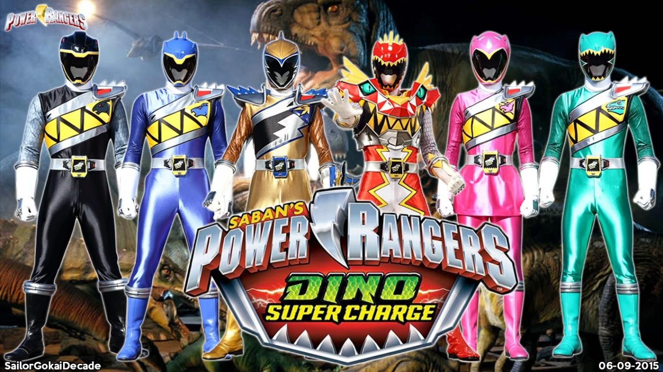 Power Rangers Dino Charge 6