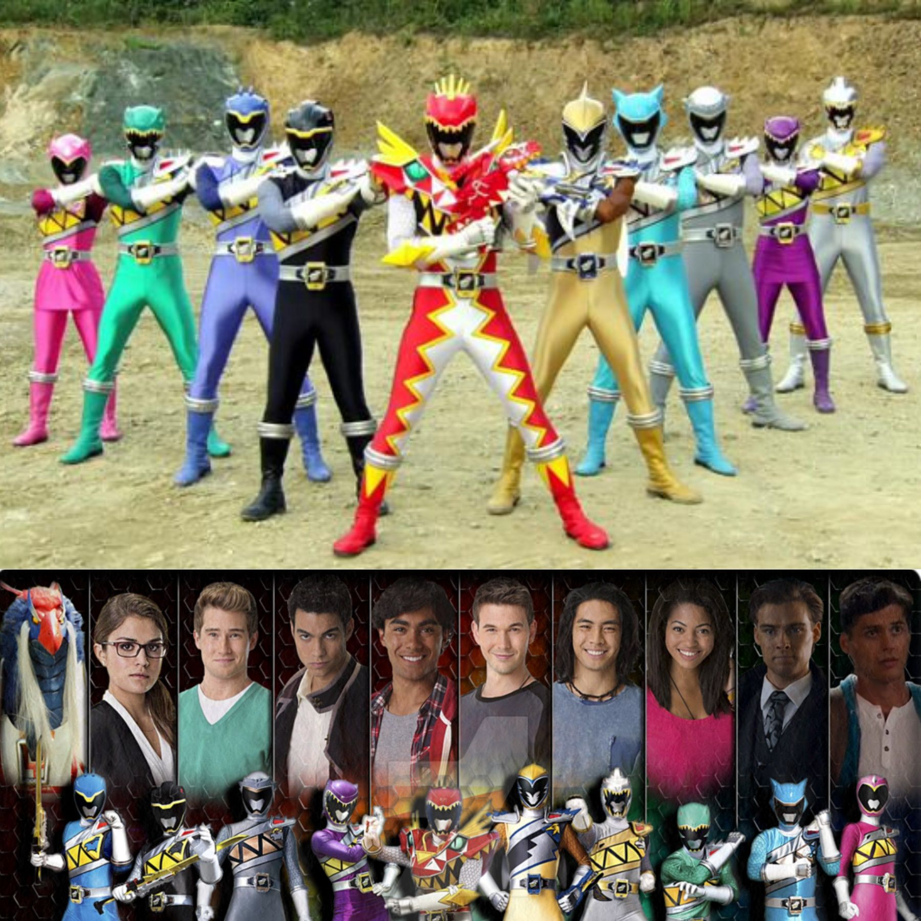 Power Rangers Dino Super Charge 15