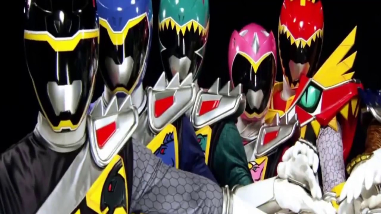 Power Rangers Dino Super Charge 3