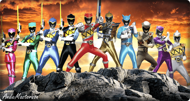 Power Rangers Dino Super Charge 4