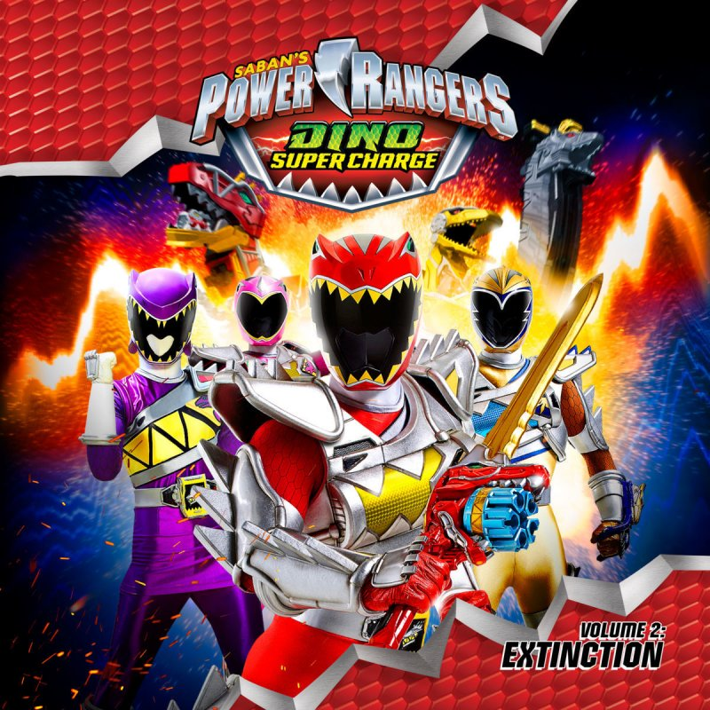 Power Rangers Dino Super Charge 6