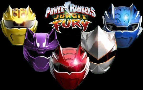 Power Rangers Jungle Fury 18