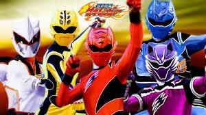 Power Rangers Jungle Fury 3