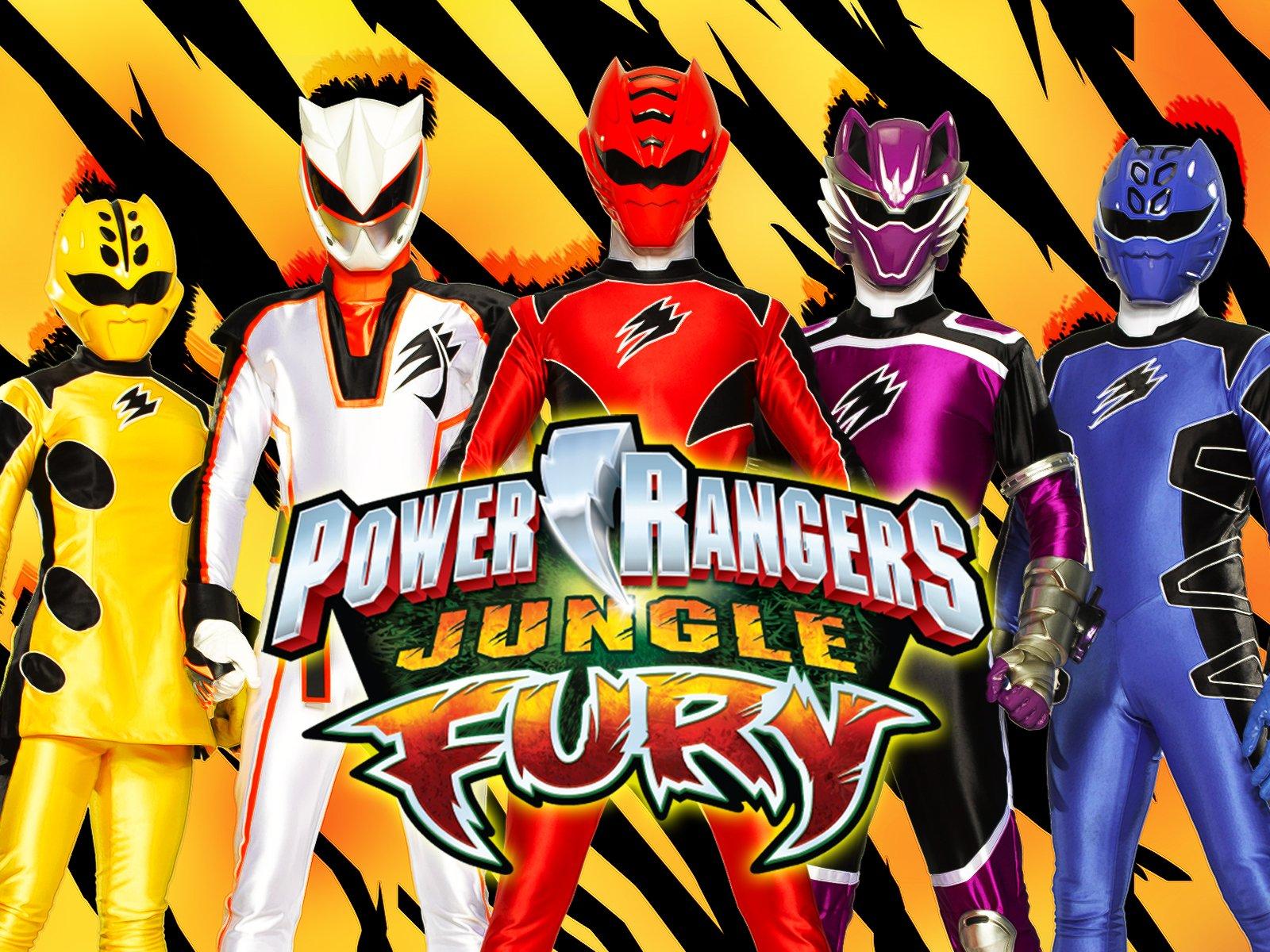Power Rangers Jungle Fury 6