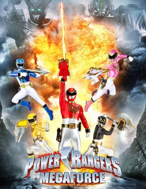 Power Rangers Megaforce 11