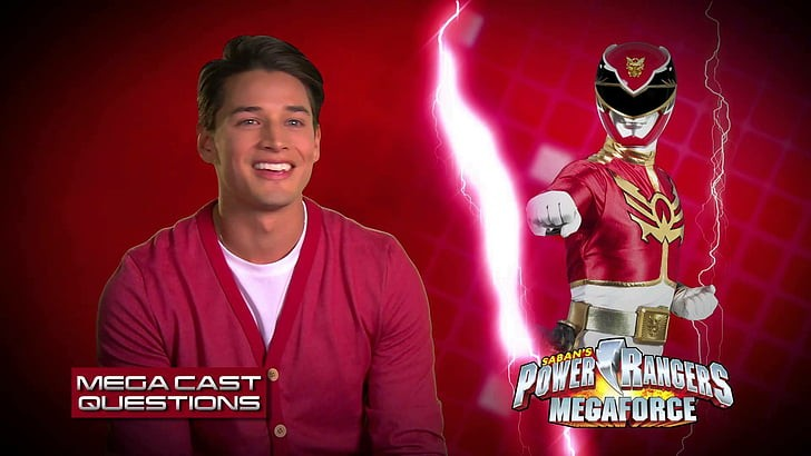 Power Rangers Megaforce 13