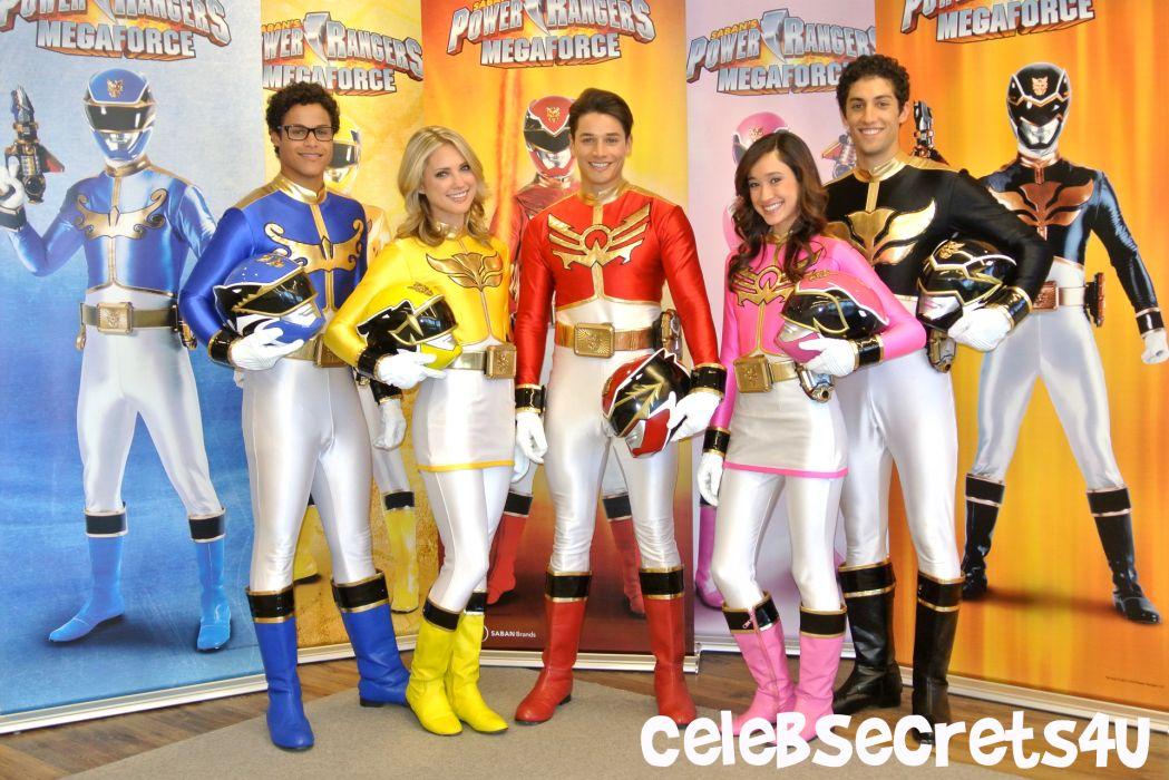 Power Rangers Megaforce 15
