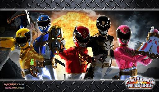 Power Rangers Megaforce 6