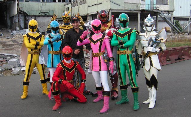Power Rangers Mystic Force 10