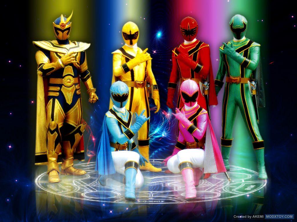 Power Rangers Mystic Force 12