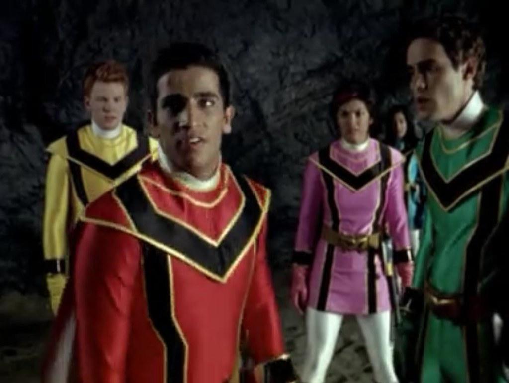 Power Rangers Mystic Force 14