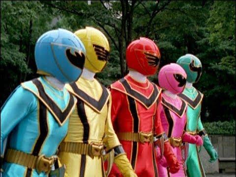 Power Rangers Mystic Force 15
