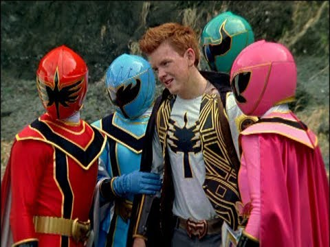 Power Rangers Mystic Force 16