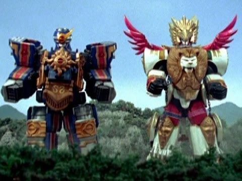 Power Rangers Mystic Force 20