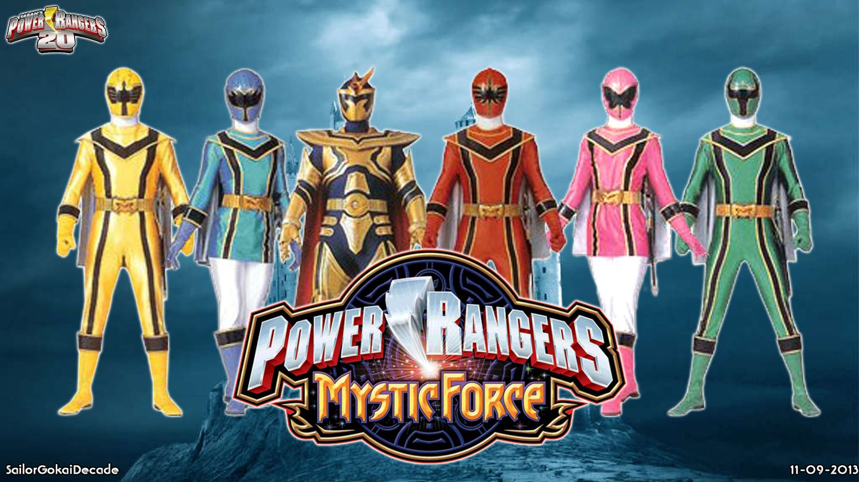 Power Rangers Mystic Force 3