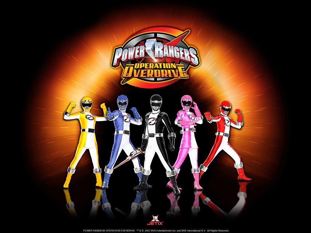 Power Rangers Operation Overdrive 10